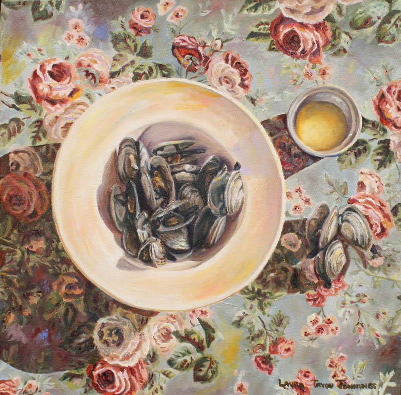 Steamers and Butter